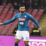 Albiol Twitter Napoli