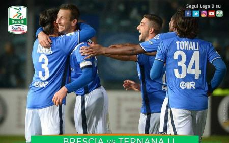 Brescia Ternana 3-1