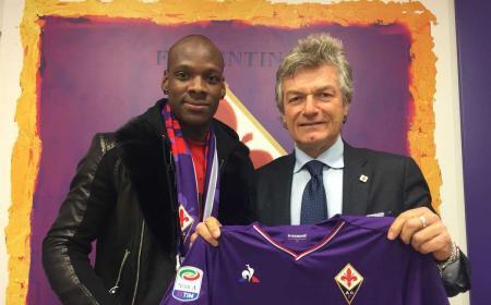 Dabo annuncio Fiorentina