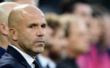 FERRARA, ITALY - OCTOBER 10: head coach Luigi Di Biagio of Italy U21 looks on before the international friendly match between Italy U21 and Morocco U21 at Stadio Paolo Mazza on October 10, 2017 in Ferrara, Italy.  (Photo by Alessandro Sabattini/Getty Images)