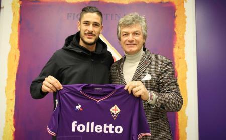 Falcinelli annuncio Fiorentina