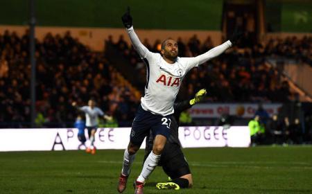 Lucas Moura Twitter Tottenham
