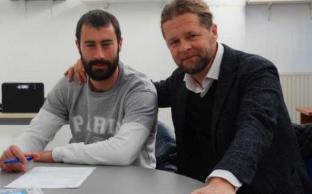Piccioni firma Santarcangelo sito ufficiale