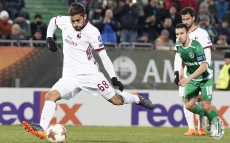 Ricardo Rodriguez Twitter Milan