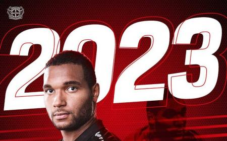 Tah Twitter ufficiale Leverkusen