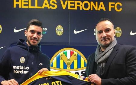 Valoti rinnovo 2021 Hellas Verona Twitter