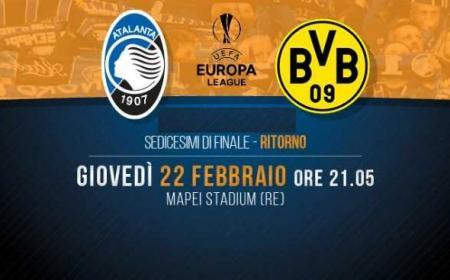 Atalanta-Borussia Dortmund