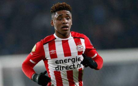 Bergwijn Steven PSV Foto voetbal international