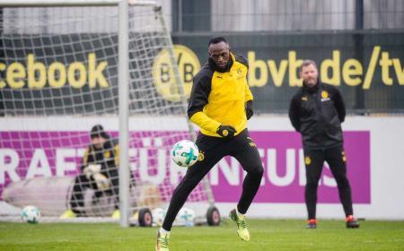 Bolt Twitter uff Borussia Dortmund