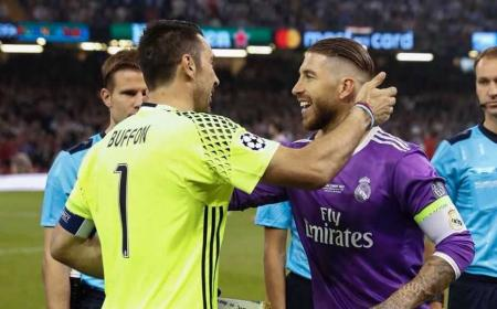 Buffon+Sergio Ramos Twitter Buffon