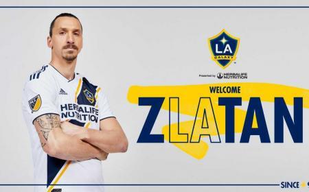Ibra Twitter uff LA Galaxy