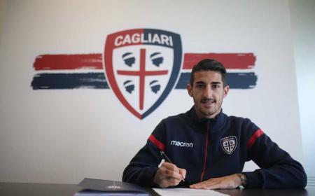 Deiola rinnovo Cagliari Twitter