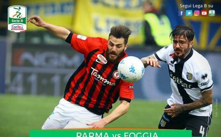 Parma Foggia 3-1 Lega B Twitter