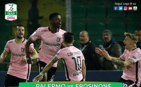 Gnahore Palermo Frosinone 1-0 Lega B Twitter
