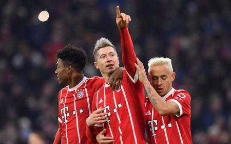 Lewandowski Twitter uff Bayern