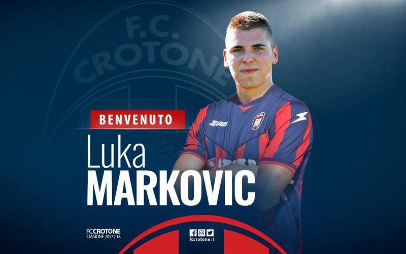 Markovic sito uff Crotone