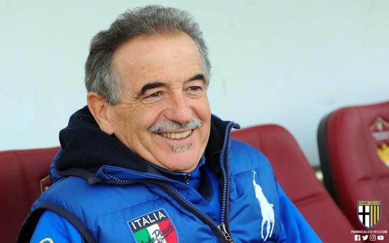 Mondonico Twitter ufficiale Parma