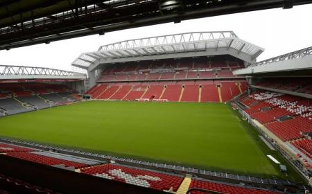 Anfield Liverpool Foto Mirror