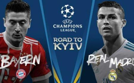 Bayern-Real formazioni