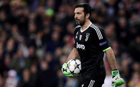 Buffon espulsione Madrid Foto Give Me Sport