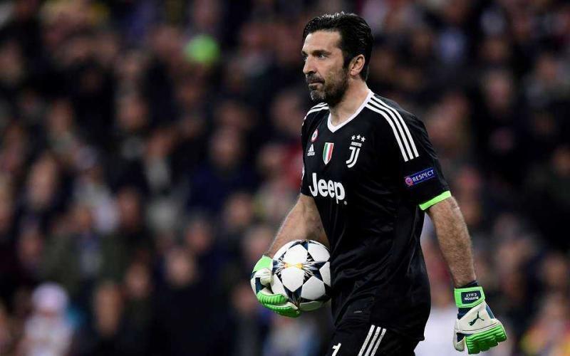 Buffon espulsione Madrid Foto Give Me Sport