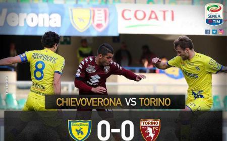 Chievo Torino 0-0