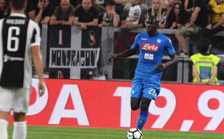 Koulibaly Twitter Napoli