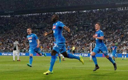 Koulibaly gol vs Juventus Foto The Sun