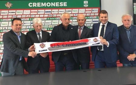 Mandorlini Twitter ufficiale Cremonese