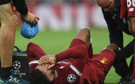 Oxlade-Chamberlain Liverpool infortunio Foto Talk Sport