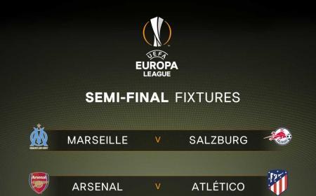 Semifinalei Europa League 2018 Twitter