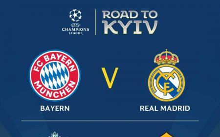 Semifinali Champions League 2018 Twitter