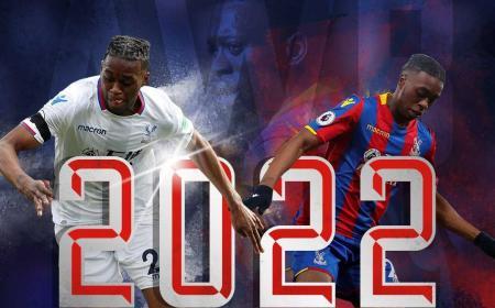 Wan-Bissaka rinnovo 2022 Crystal Palace Twitter