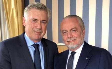 Ancelotti sito ufficiale Napoli