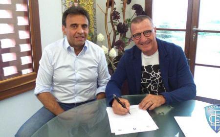 Andreazzoli Aurelio rinnovo Foto Empoli Twitter