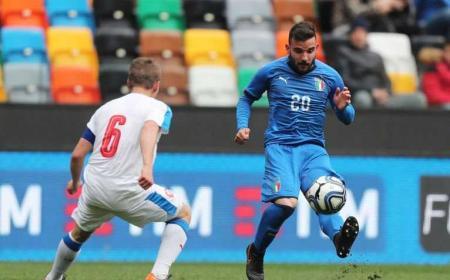 Brignola Italia Under 21 Nazionale Twitter
