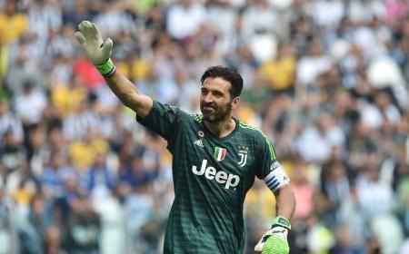 Buffon Juventus Twitter