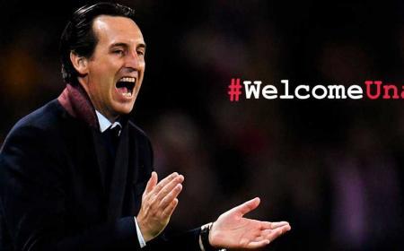 Emery annuncio Arsenal Twitter