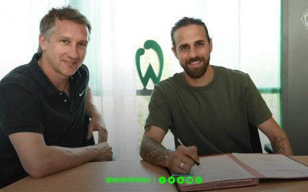 Harnik Twitter uff Werder Brema