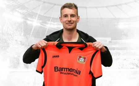 Hradecky Twitter uff Bayer Leverkusen