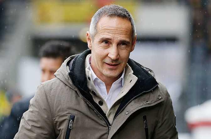 Hutter annuncio Eintracht Francoforte sito ufficiale