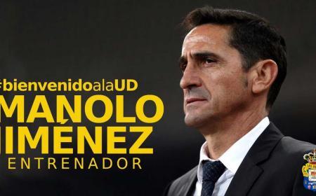 Jimenez Manolo annuncio Las Palmas Twitter