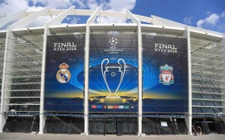 Real Madrid Liverpool finale Foto Champions League Twitter