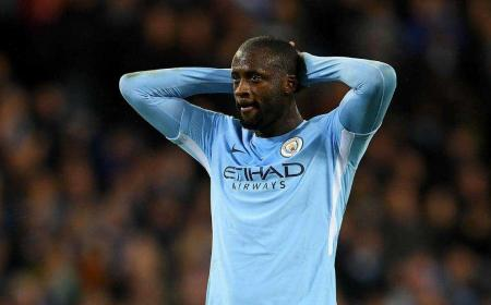 Yaya Touré Manchester City Foto As